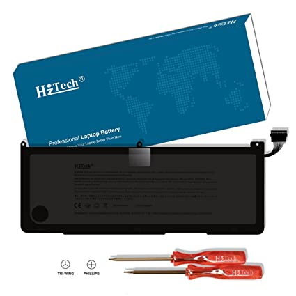 HzTech 77Wh Replacement Laptop Battery for Apple MacBook Pro
