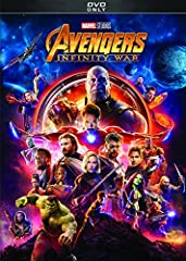 An unprecedented cinematic journey ten years in the making and spanning the entire Marvel Cinematic Universe, MARVEL STUDIOS' THE AVENGERS: INFINITY WAR brings to the screen the ultimate showdown of all time. The Avengers and their Super Hero...