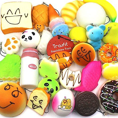Trasfit Pieces Random Squishy Squishies product image
