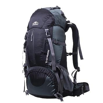 Amazon.com : Internal Frame Backpack, Topsky 40L 50L 60L Hiking ...