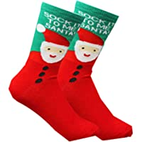 CAOLATOR Calcetines Algodón Navidad Otoño e Invierno Más