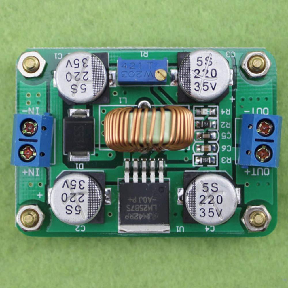 beartybohochic/® 4.0-30V /à 5.0-30V DC-DC Booster Convertir le r/égulateur de tension /él/évateur LM2587 bien