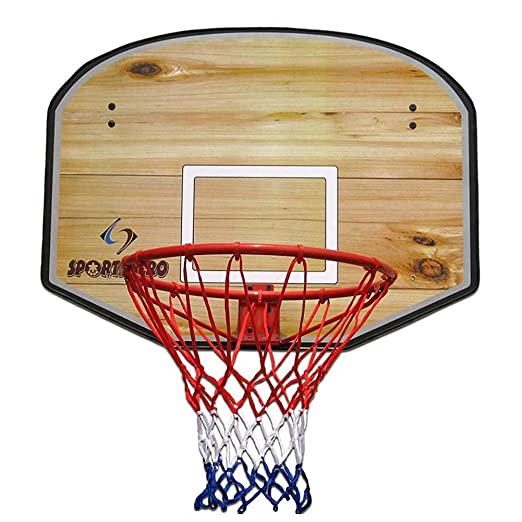 Canasta Tableros de Baloncesto Soporte de Pared de los niños del ...