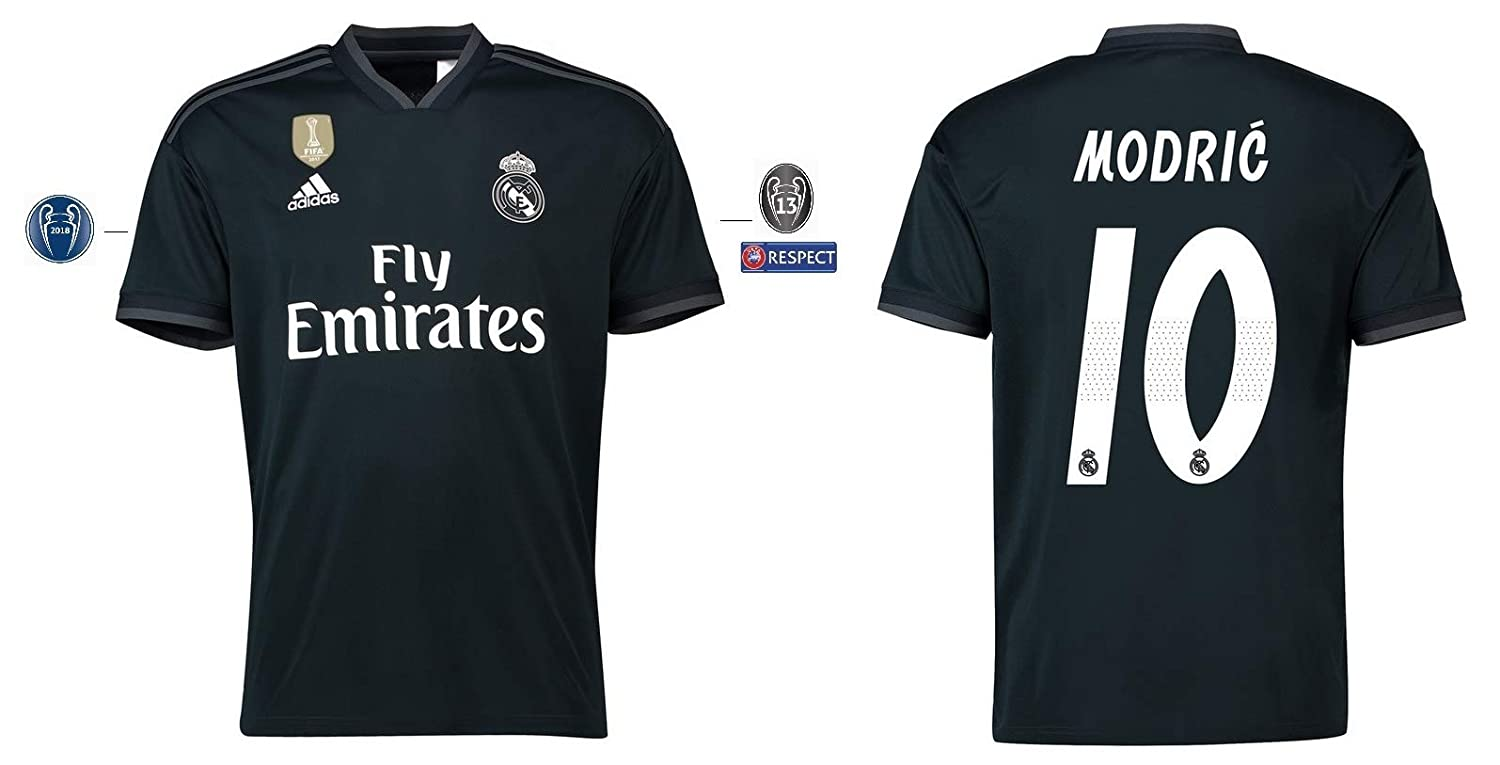 Trikot Kinder 2018-2019 Away UCL - Modric 10