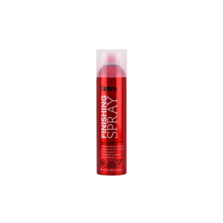 Amazon Retro Hair Finishing Spray Weightless Firm Hold
