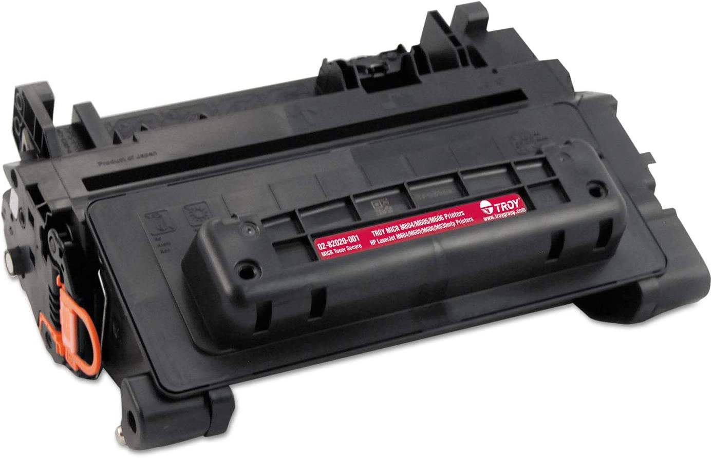 81A CF281A USA Made MICR Toner High Page Yield for HP M604//M605//M606//M630