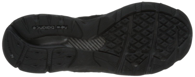 New Balance Women's 990V3 Running Shoe B00C40SFE2 6 D US Black/Black