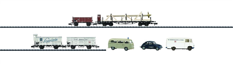 Mauml;rklin Vagón para modelismo ferroviario N escala 1:160