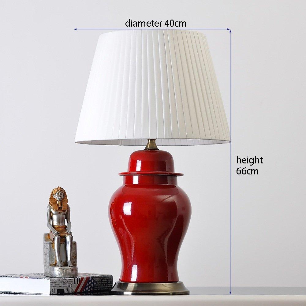Table lamp Jack Mall Lámpara de Techo de cerámica de Estilo ...