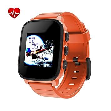 Rastreador de ejercicios Smartwatch SMAWATCH impermeable Bluetooth ...