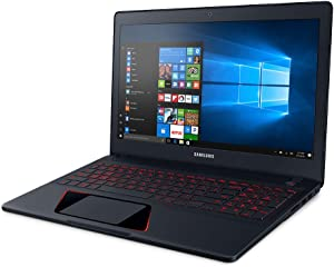 Samsung Odyssey Notebook 15.6-Inch, 8GB, Intel Core i7, 1TB HDD Gaming Laptop (Black, NP800G5H-X02US)