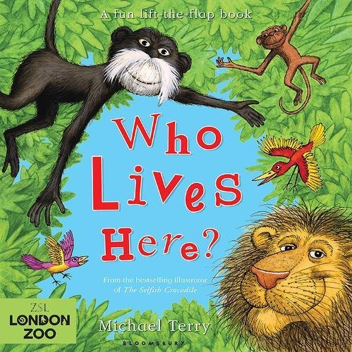Download Who Lives Here?: ZSL London Zoo edition ebook