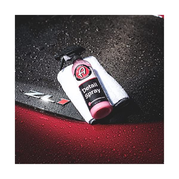 Adams Detail Spray 16oz Enhance Gloss Depth Shine Extends Protection With Wax Boosting Technology Our Most Iconic Product Guaranteed To Outshine The Competition