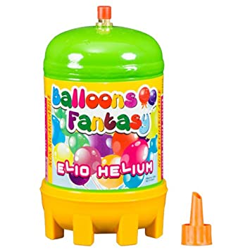 Helium Ballongas für Luftballons - Heliumflasche 0,12m³
