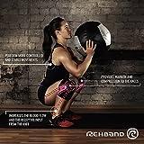 Rehband Rx Knee Sleeve 7mm - Black - Medium - 1