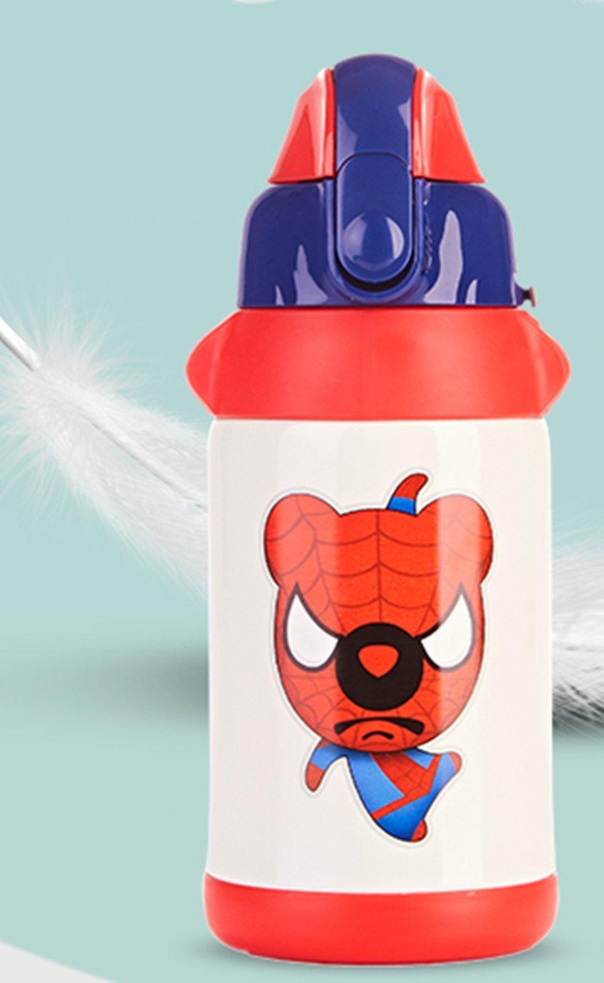Cup mit einem einem einem Bär warmes Kinder Wasserkocher mit einem Stroh Baby männlichen und weiblichen Studenten wasserfest tragbar cup B074GRRY2S | Erschwinglich  78d01a