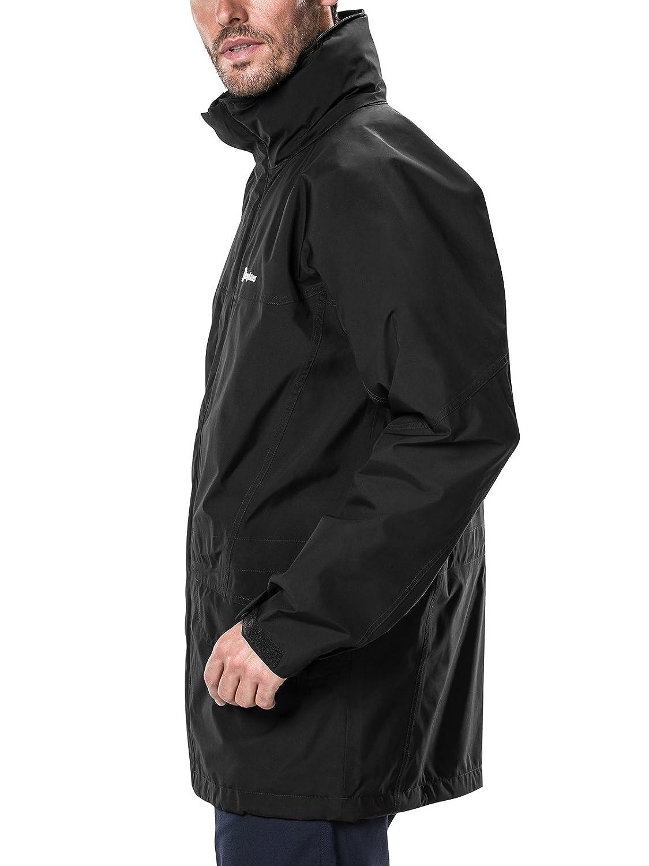 Berghaus Herren Hardshelljacke Cornice Jacket IA Schwarz L 421016BP6