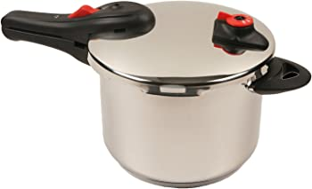 NuWave 6.5-Quart Stainless Steel Pressure Cooker