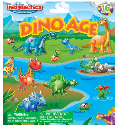 Imaginetics Dino Age Set