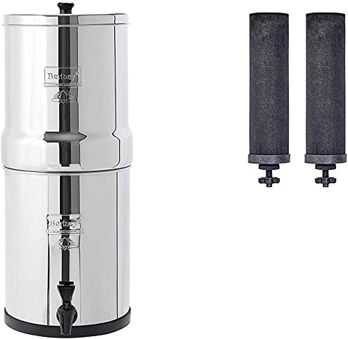 Travel Berkey Gravity-Fed Water Filter