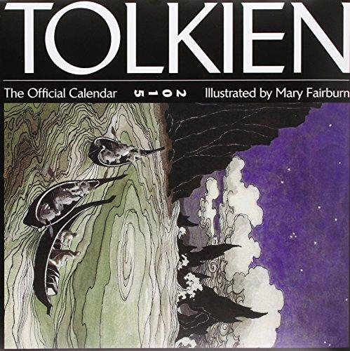Tolkien Calendar 2015: The Hobbit