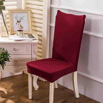 Amazon.com: Hakazhi Inc Spandex Elastic Printing Chair Cover ...