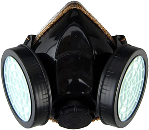 Spray Paint Mask >> Face Gas Mask Facepiece Respirator Suit Painting Spraying