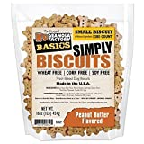 Cheap K9 Granola Factory Simply Biscuits With Peanut Butter, Small