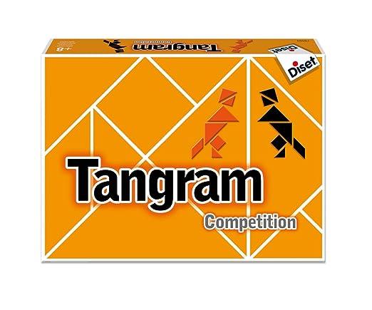 12 opinioni per Diset 76504- Tangram Competition