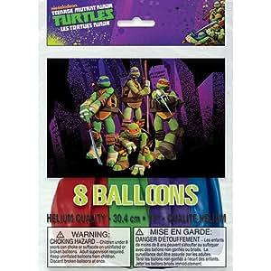 Amazon.com: Globo de helio de Teenage Mutant Ninja Turtles ...