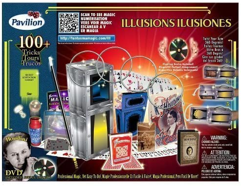 Pavilion Illusions Magic Set by Fantasma by Toys R Us: Amazon.es ...