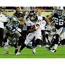 Emmanuel Sanders - Super Bowl 50 NFL Photo Poster (20x24)