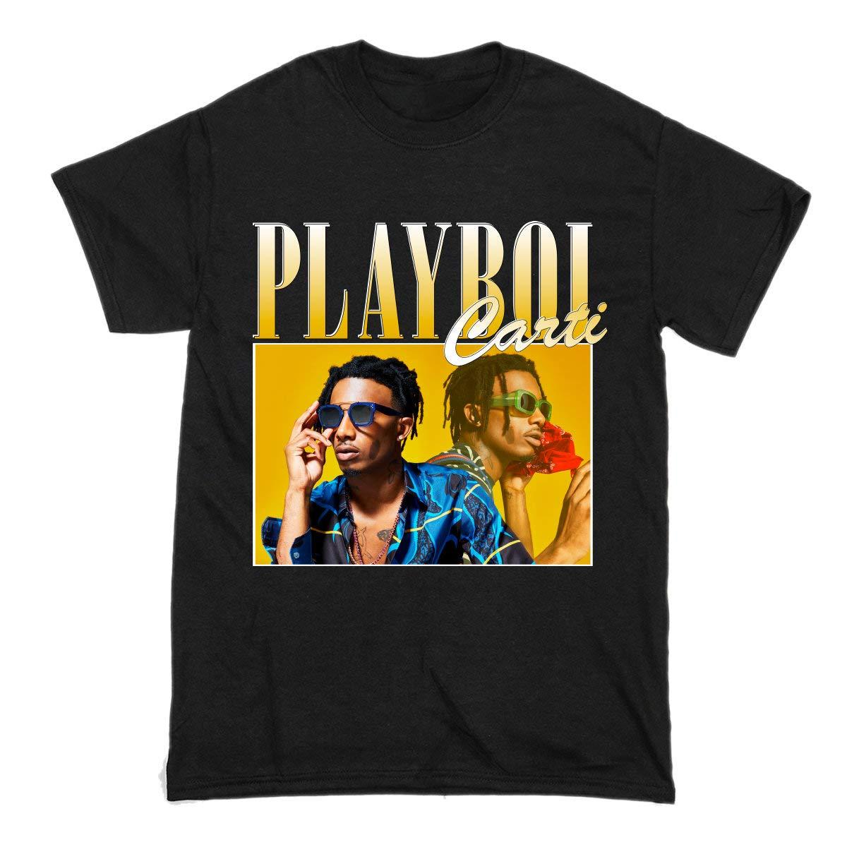 Playboi Carti Gift For Men Woman Shirts