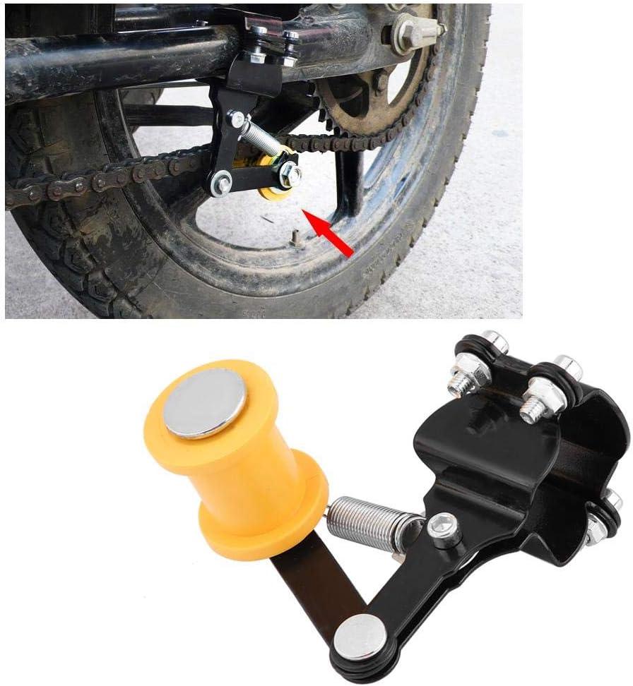 Blu tenditore MAGT Tendicatena Bullone su rullo Accessori modificati per moto Attrezzo universale Tendicatena