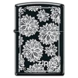 Wild Flowers Custom Zippo Windproof Collectible Lighter. Made in USA Limited Edition & Rare