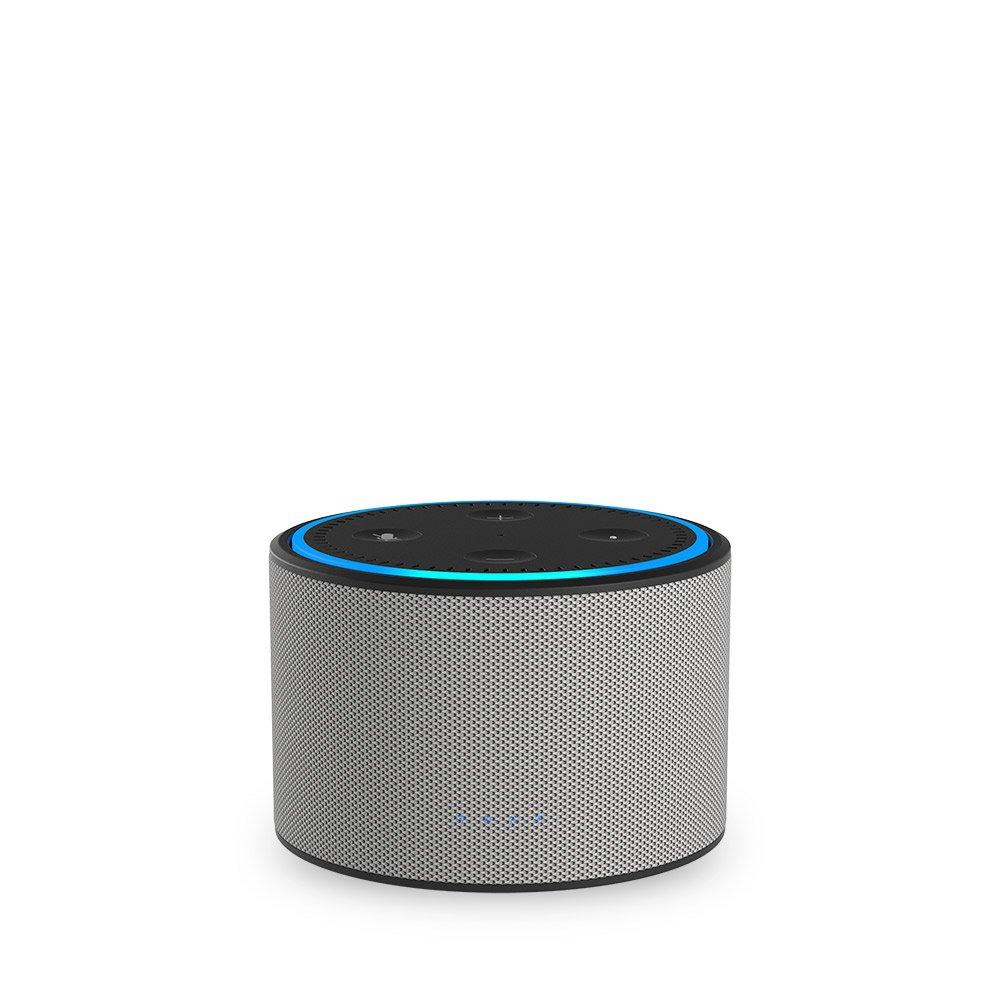 Ninety7 DOX Portable Battery Base for Amazon Echo Dot Ash/Gray by Ninety7