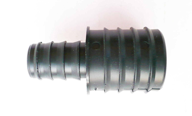 Lot de 2 Tuyau darrosage Tuyau R/éducteur /à barbel/é Tails 32/mm /à 20/mm