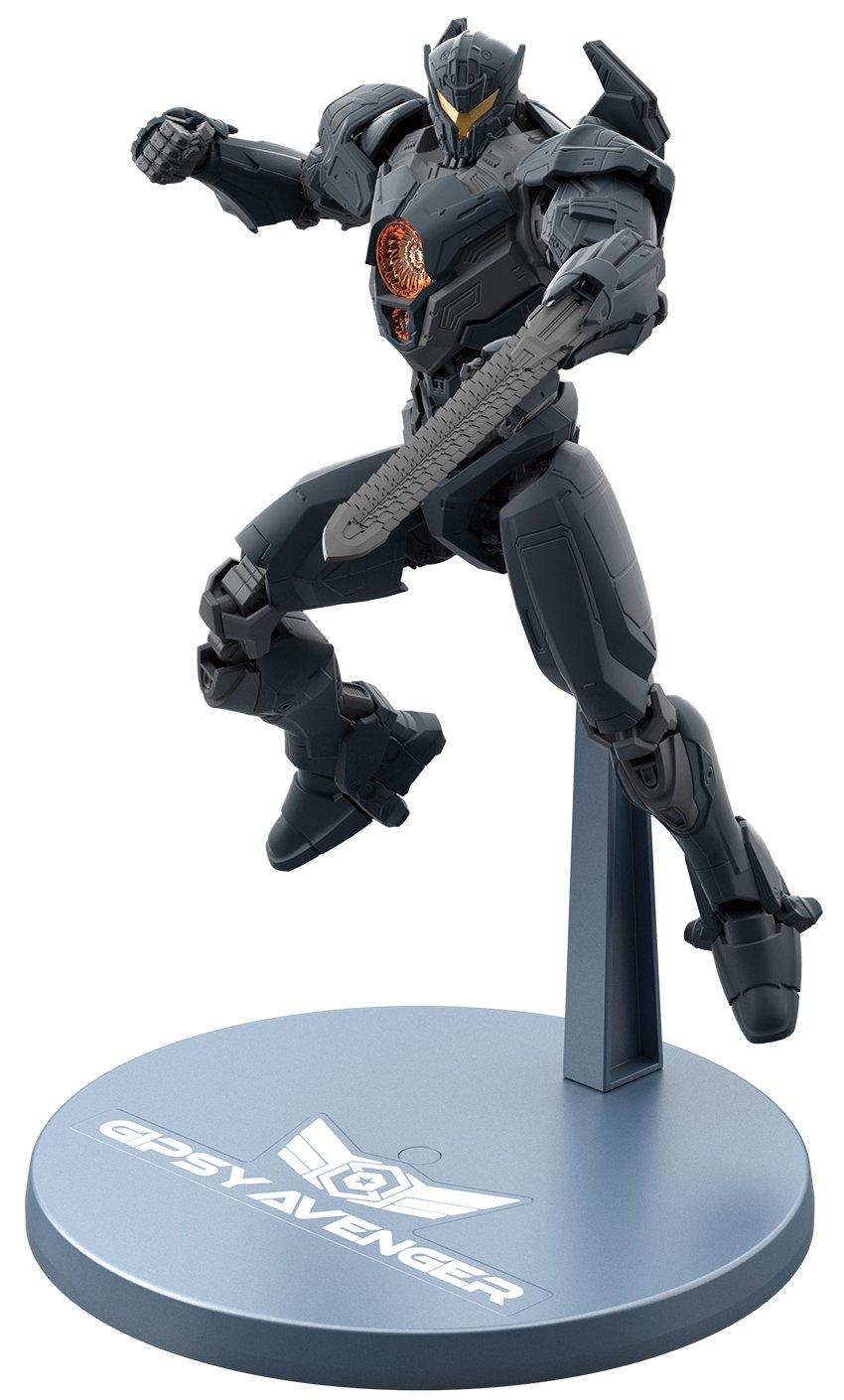 HG パシフィック・リム ジプシー・アベンジャー DXセット 色分け済みプラモデル