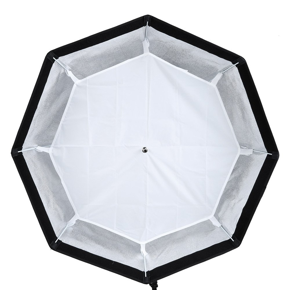 Godox SB-UE 47''/120cm Umbrella Octagon Softbox Reflector with Honeycomb Grid for Speedlight Flash(Bowens Mount) by Godox (Image #4)