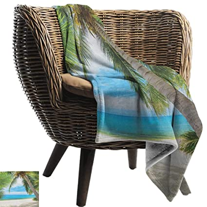 Amazon.com: Alexandear Ocean,Lightweight Blanket,Shadow ...