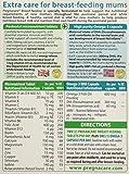 Vitabiotics Pregnacare Breast-feeding - 84 Tablets/Capsules Bild 4