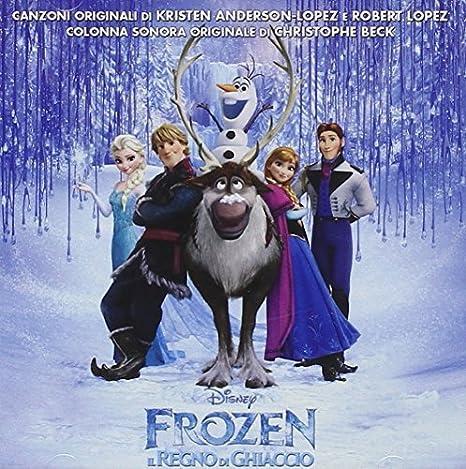 frozen il regno di ghiaccio da