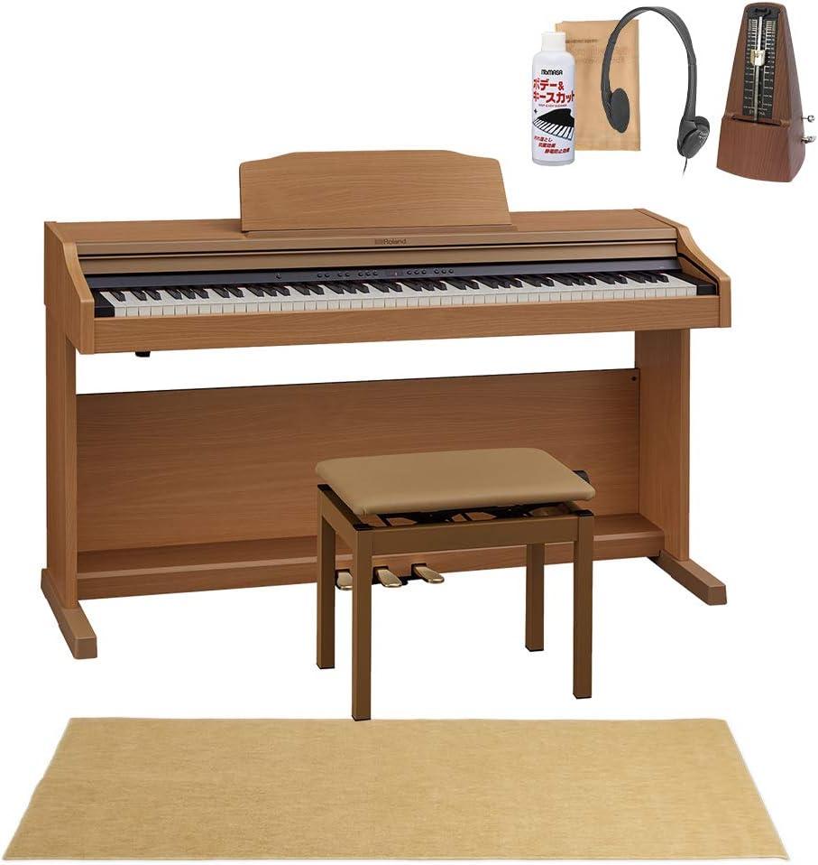 Roland RP501R NBS カーペット(小)セット 電子ピアノ 88鍵盤 (ローランド)