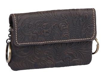 Monedero-llavero para señores y señoras Vintage Style LEAS ...