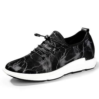 Schuhe mit verstecktem absatz