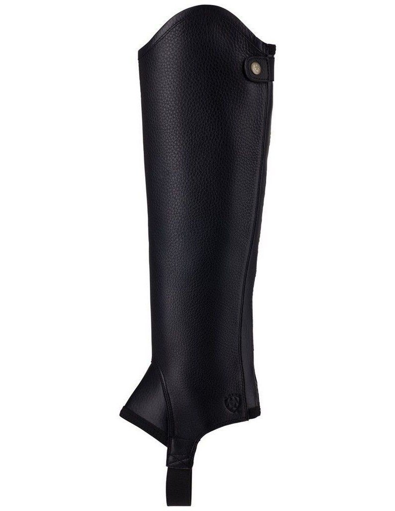 Ariat Concord Half Chap XX-Small Regular Black
