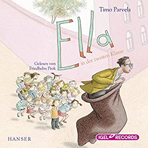 Ella in der zweiten Klasse Hörbuch