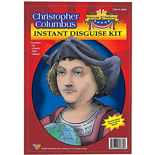 Chris (Kids Christopher Columbus Costumes)
