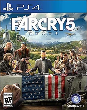 Far Cry 5 - PlayStation 4 Standard Edition