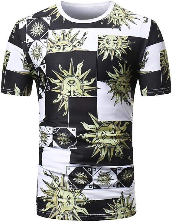 Camisetas para Hombres, Camiseta sin Mangas con diseño de Arte de ...